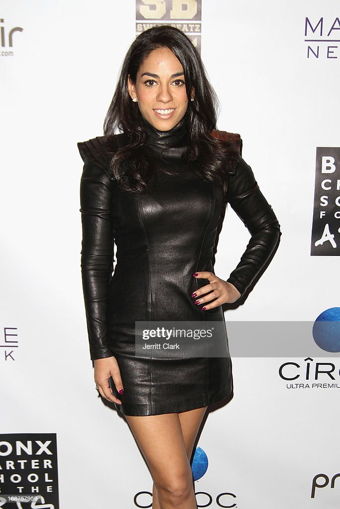 Sharon Carpenter attends the Bronx Charter School for the Arts 2013 art auction at Marquee on May 14 2013 in New York City