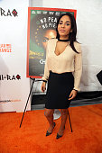 Sharon Carpenter attends the 'CHIRAQ' New York Premiere at Ziegfeld Theater on December 1 in New York City