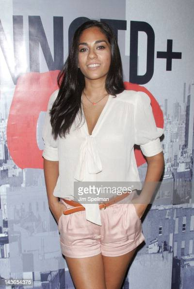 Sharon Carpenter attends the CNNCTD100 launch at The New Museum on May 1 2012 in New York City