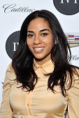 Sharon Carpenter attends the IVY Innovator New York Dinner presented by Cadillac on December 8 2015 in New York City