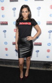 Sharon Carpenter attends the Revolt TV 2014 Upfront presentation at Marquee on April 22 2014 in New York City