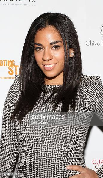 Sharon Carpenter attends the 'Shooting Star The Rise of Hip Hop Photographer Johnny Nunez' DVD release party at Veranda on December 8 2010 in New...