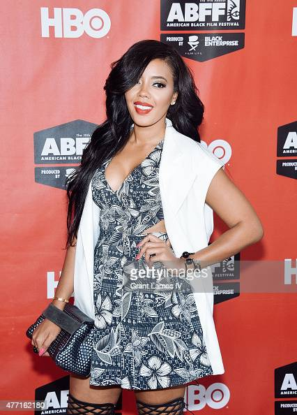 Sharon Carpenter attends the 'Supermodel' premiere during the American Black Film Festival at AMC Empire on June 14 2015 in New York City