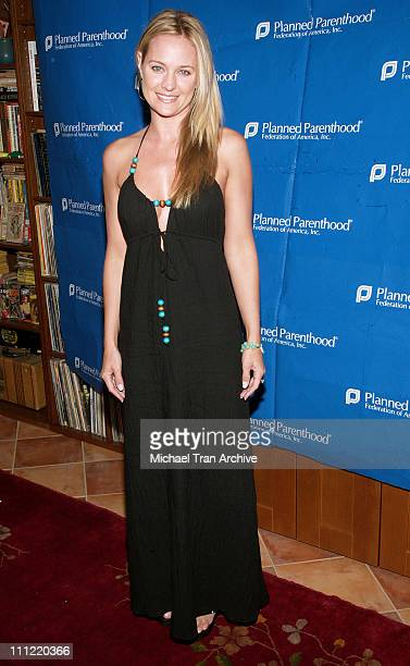 Sharon Case during Daytime for Planned Parenthood A PreEmmy Celebration of the Women of Daytime Television Benefitting Planned Parenthood Federation...