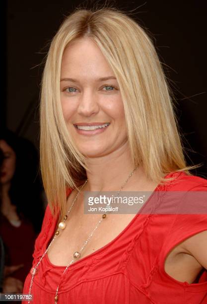 Sharon Case during Judi Evans Hosts 'A Very Hip Luncheon' November 11 2006 at Colors on Bedford in Beverly Hills California United States