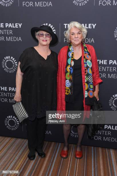 Sharon Gless and Tyne Daly attend Paley Honors in Hollywood A Gala Celebrating Women in Television at Regent Beverly Wilshire Hotel on October 12...