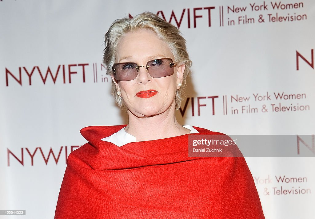 <a gi-track='captionPersonalityLinkClicked' href=/galleries/search?phrase=Sharon+Gless&family=editorial&specificpeople=211287 ng-click='$event.stopPropagation()'>Sharon Gless</a> attends New York Women In Film And Television's 33rd Annual Muse Awards at New York Hilton on December 12, 2013 in New York City.