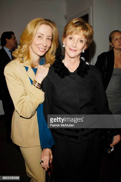 Sharon Handler and Jacqueline Weld Drake attend PAOLO COSTAGLI and TOWN AND COUNTRY Host a Cocktail Party to Benefit CASITA MARIA at Paolo Costagli...