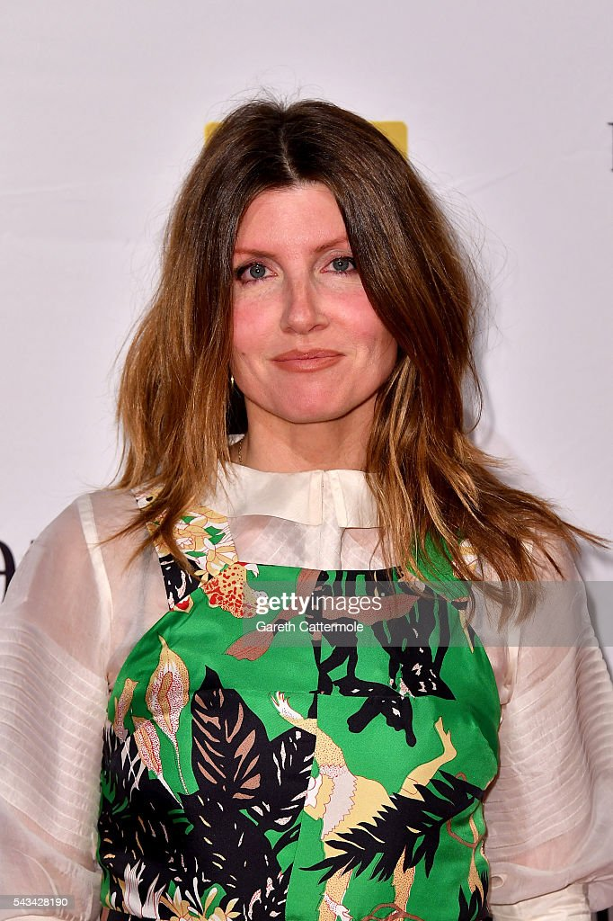 Sharon Horgan attends the Natioanl Film and Television School's annual gala at Old Billingsgate Market on June 28, 2016 in London, England.