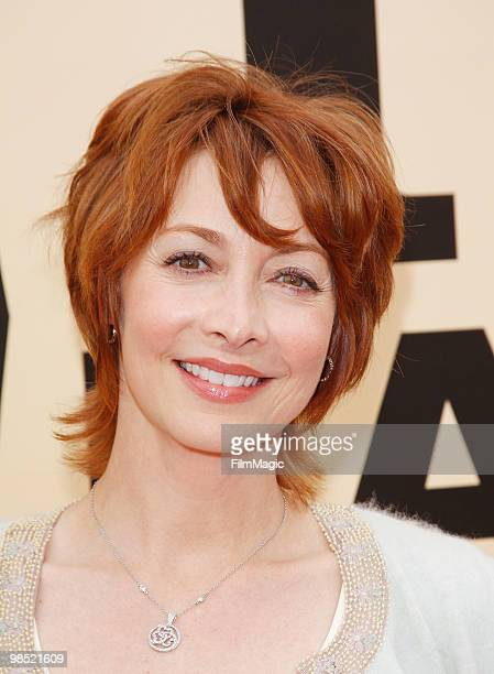 Sharon Lawrence arrives to the 8th Annual TV Land Awards held at Sony Pictures Studios on April 17 2010 in Culver City California