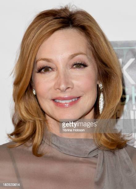 Sharon Lawrence attends the allstar salute to Terrence McNally at Saban Theatre on September 29 2013 in Beverly Hills California