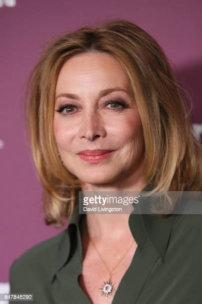 Sharon Lawrence attends the Entertainment Weekly's 2017 PreEmmy Party at the Sunset Tower Hotel on September 15 2017 in West Hollywood California