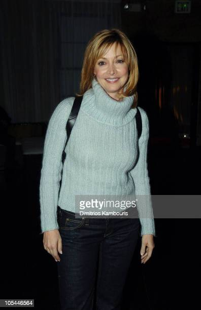 Sharon Lawrence during 2005 Park City Creative Coalition VIP Dinner at Harry O's in Park City Utah United States