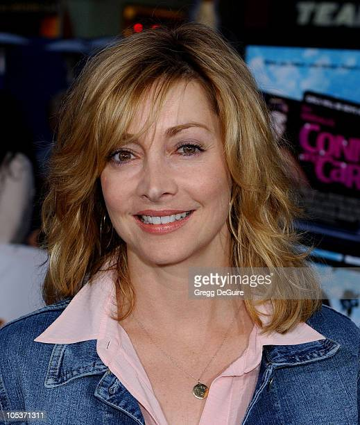 Sharon Lawrence during 'Connie and Carla' World Premiere Arrivals at Universal Studios Cinema in Universal City California United States