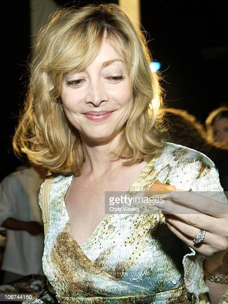 Sharon Lawrence during Hollywood Ocean Night Presented by Shifting Baselines Arrivals and Inside at Raleigh Studios in Hollywood California United...