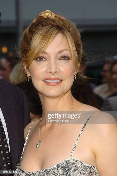 Sharon Lawrence during Little Black Book New York Premiere Arrivals at Ziegfeld Theater in New York City New York United States