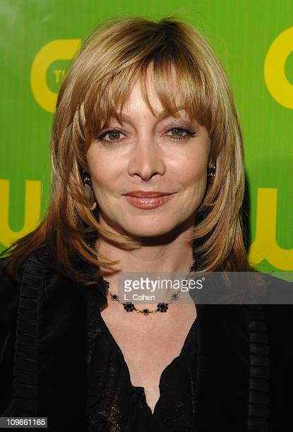 Sharon Lawrence during The CW Winter 2007 TCA Press Tour Party Green Carpet and Inside at Ritz Carlton in Pasadena California United States
