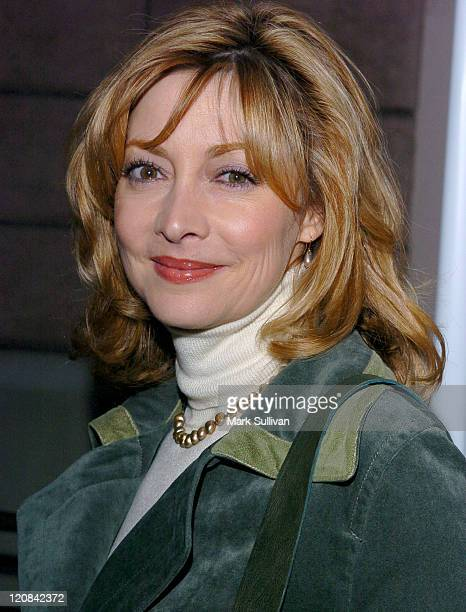 Sharon Lawrence during Women In Film and General Motors Announce an Innovative Alliance Arrivals at Globe Theatre at Universal Studios in Universal...
