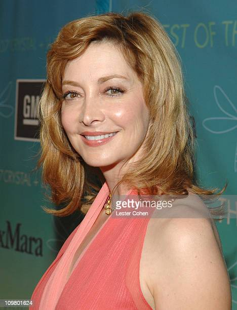 Sharon Lawrence during Women In Film Presents The Best of the Best The 2007 Crystal Lucy Awards Red Carpet in Los Angeles California United States
