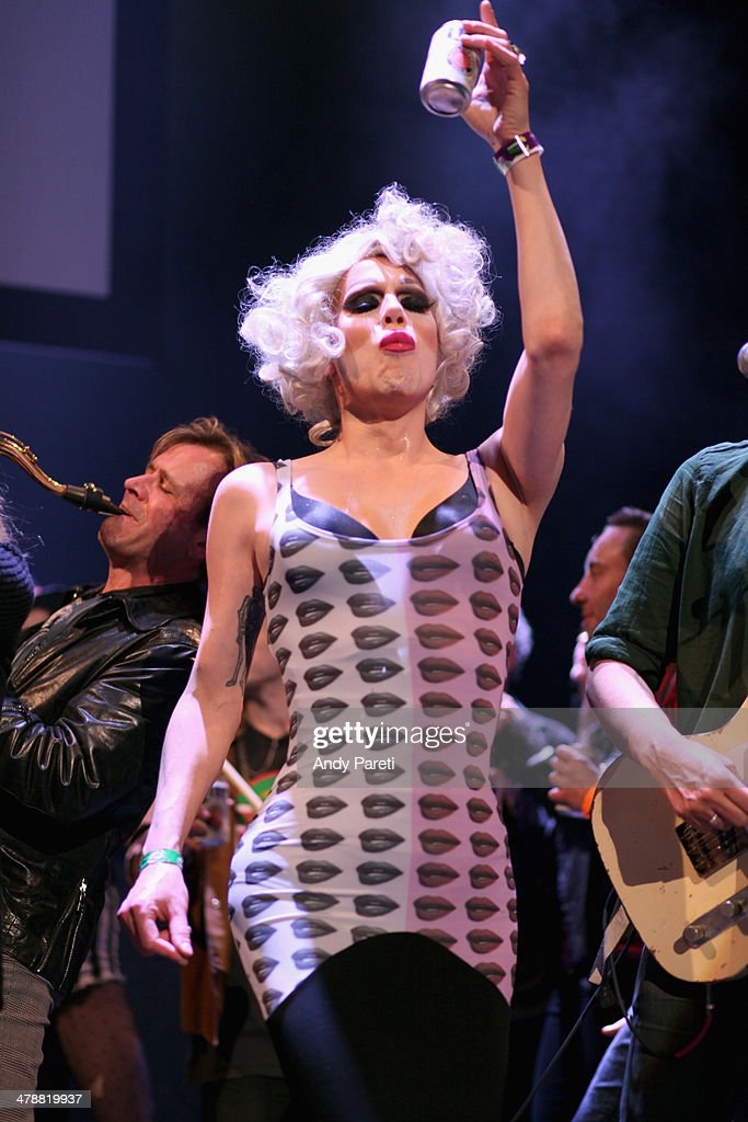 <a gi-track='captionPersonalityLinkClicked' href=/galleries/search?phrase=Sharon+Needles&family=editorial&specificpeople=8804153 ng-click='$event.stopPropagation()'>Sharon Needles</a> performs onstage at the Lou Reed Tribute during the 2014 SXSW Music, Film + Interactive Festival at Paramount Theatre on March 14, 2014 in Austin, Texas.