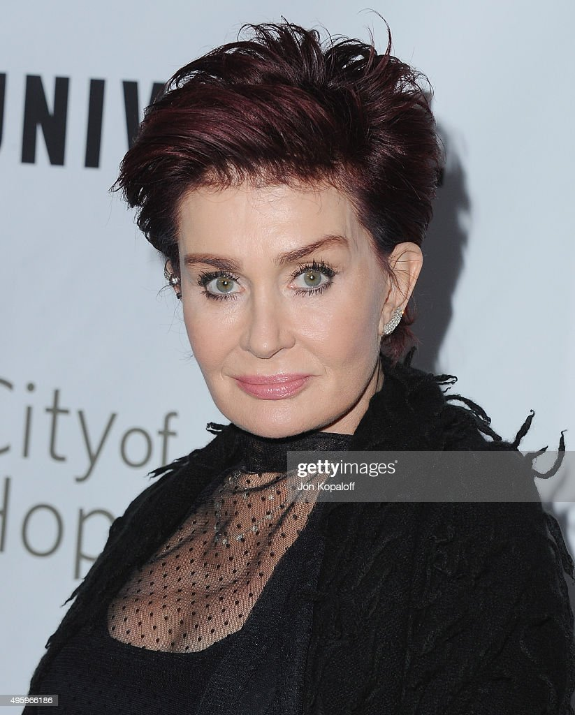 Sharon Osbourne arrives at City Of Hope's 2015 Spirit Of Life Gala at Santa Monica Civic Auditorium on November 5, 2015 in Santa Monica, California.