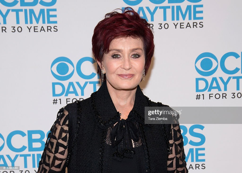 Sharon Osbourne attends CBS Daytime Presents 'The Talk' panel at The Paley Center for Media on October 26, 2016 in Beverly Hills, California.