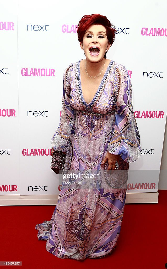 <a gi-track='captionPersonalityLinkClicked' href=/galleries/search?phrase=Sharon+Osbourne&family=editorial&specificpeople=203094 ng-click='$event.stopPropagation()'>Sharon Osbourne</a> attends the Glamour Women of the Year Awards at Berkeley Square Gardens on June 3, 2014 in London, England.