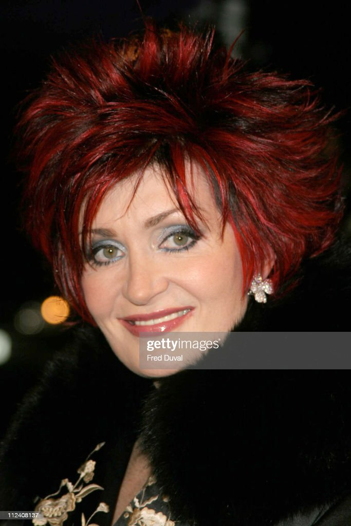 Sharon Osbourne during British Comedy Awards 2004 - Arrivals at LWT, Southbank in London, Great Britain.