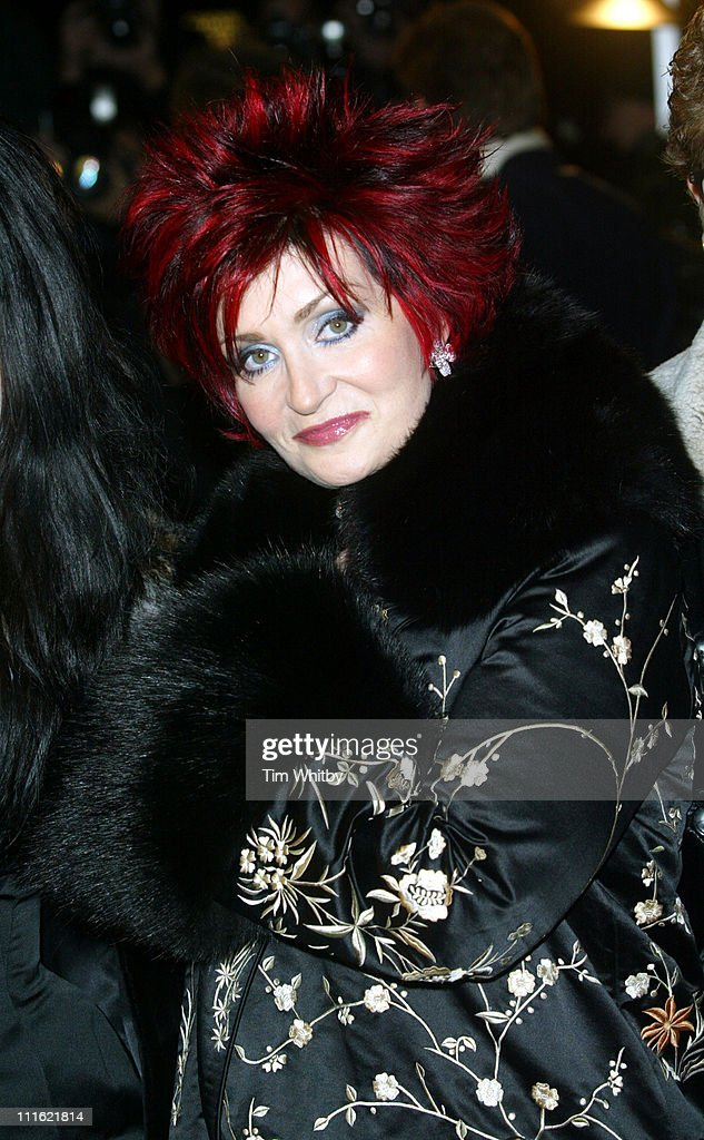 Sharon Osbourne during The British Comedy Awards 2004 - Arrivals at LWT, Southbank in London, Great Britain.