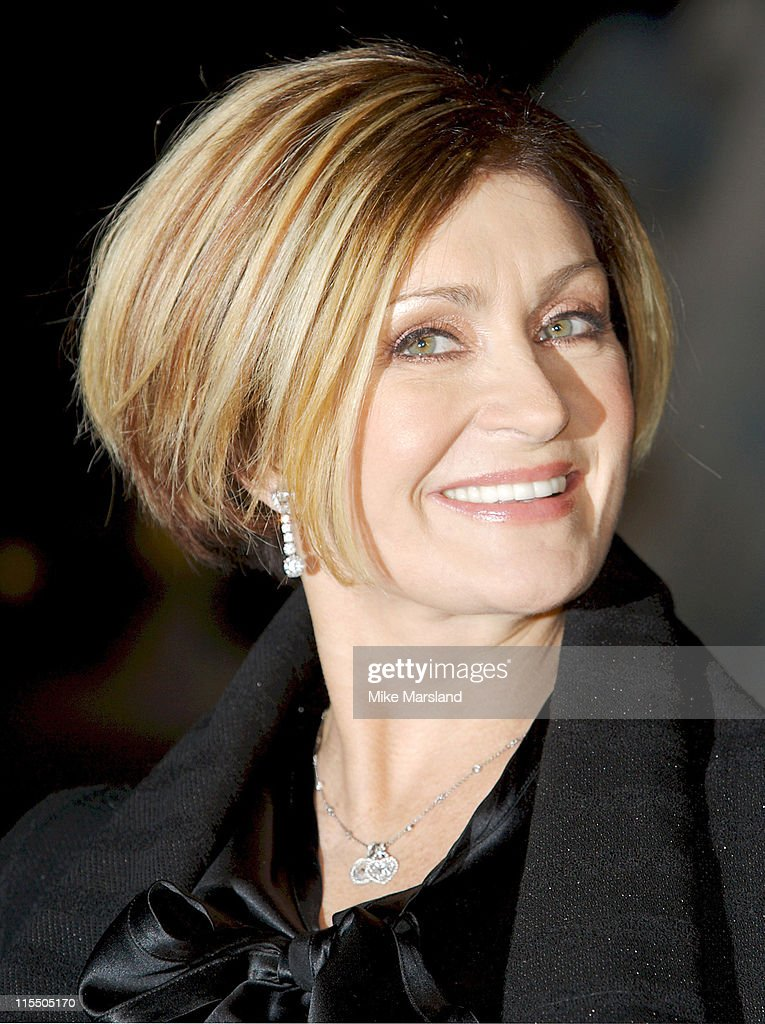 Sharon Osbourne during 'The Chronicles of Narnia: The Lion, The Witch and the Wardrobe' London Premiere - Outside Arrivals at Royal Albert Hall in London, Great Britain.