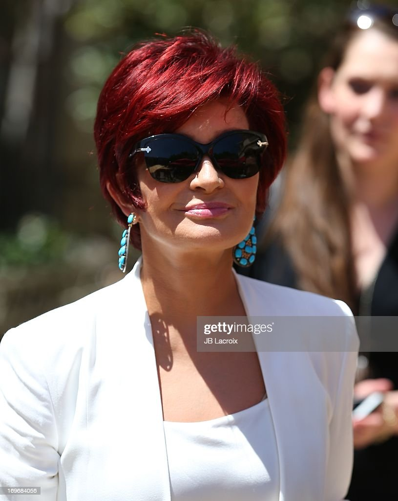 <a gi-track='captionPersonalityLinkClicked' href=/galleries/search?phrase=Sharon+Osbourne&family=editorial&specificpeople=203094 ng-click='$event.stopPropagation()'>Sharon Osbourne</a> is seen at The Grove on May 30, 2013 in Los Angeles, California.
