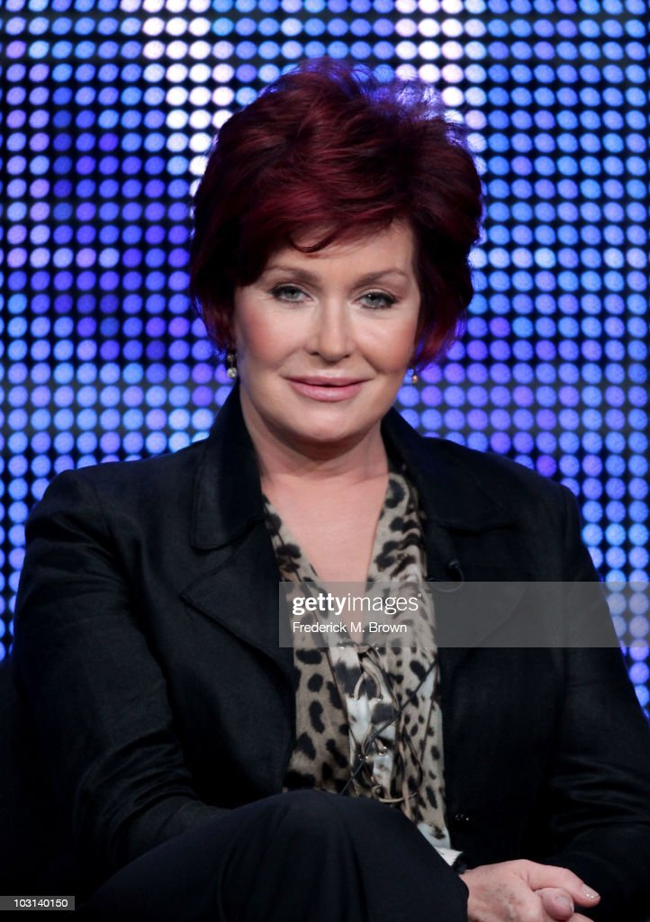 <a gi-track='captionPersonalityLinkClicked' href=/galleries/search?phrase=Sharon+Osbourne&family=editorial&specificpeople=203094 ng-click='$event.stopPropagation()'>Sharon Osbourne</a> speaks at 'The Talk' panel during 2010 Summer TCA Tour Day 1 at the Beverly Hilton Hotel on July 28, 2010 in Beverly Hills, California.
