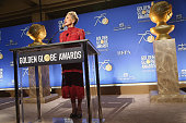 75th Annual Golden Globe Nominations Announcement