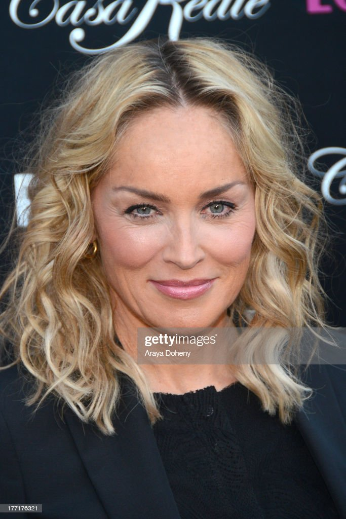 <a gi-track='captionPersonalityLinkClicked' href=/galleries/search?phrase=Sharon+Stone&family=editorial&specificpeople=156409 ng-click='$event.stopPropagation()'>Sharon Stone</a> attends the premiere of RADiUS-TWC's 'Lovelace' at the Egyptian Theatre on August 5, 2013 in Hollywood, California.