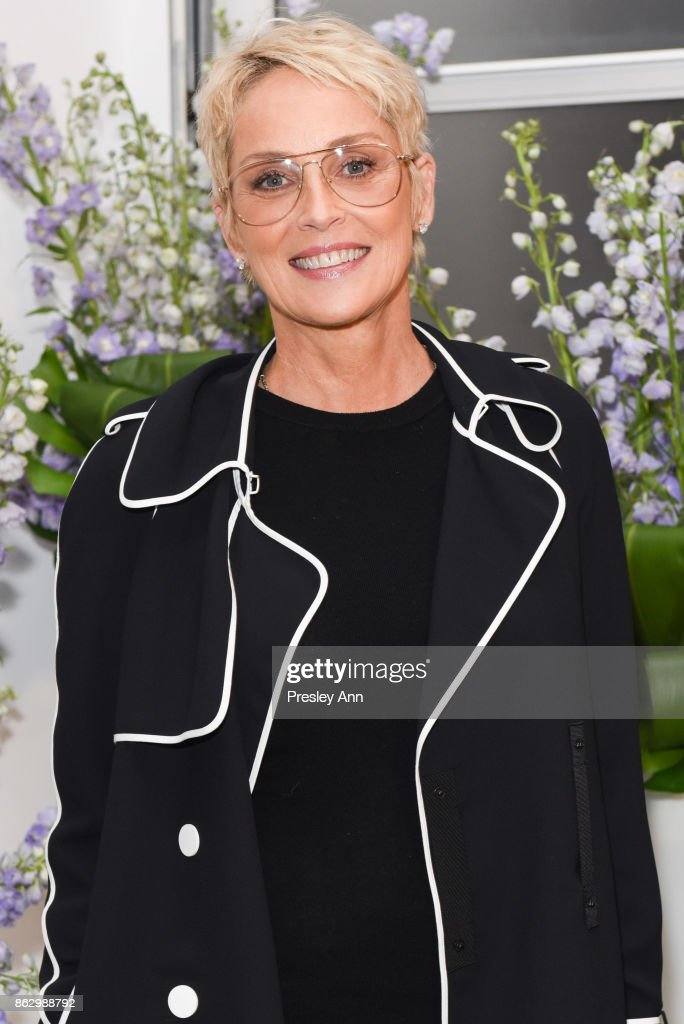 VIP Conversation for Women's Brain Health Initiative Hosted by Sharon Stone
