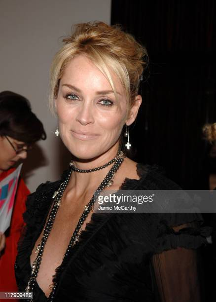 Sharon Stone Stock Photos And Pictures Getty Images