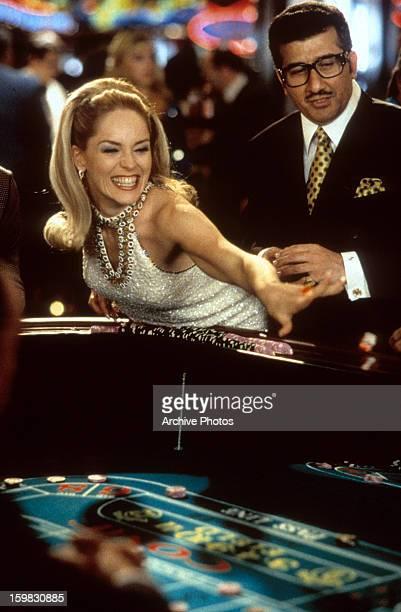 Sharon gambling