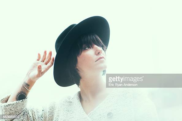 Sharon Van Etten is photographed for The Great Discontent on February 1 2015 in Brooklyn New York