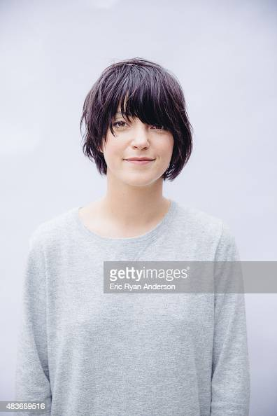 Sharon Van Etten is photographed for The Great Discontent on February 1 2015 in Brooklyn New York COVER IMAGE