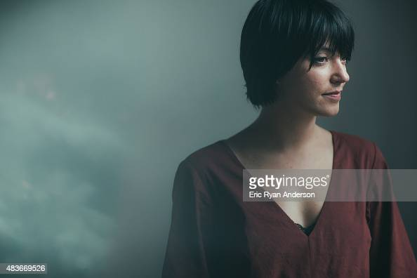 Sharon Van Etten is photographed for The Great Discontent on February 1 2015 in Brooklyn New York PUBLISHED IMAGE