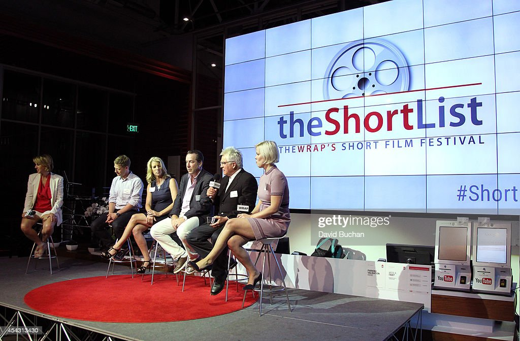 Sharon Waxman CEO and Editor in Chief at TheWrap Robert Kessel SVP Production at Participant Media producers Rory Kennedy Executive Editor at TheWrap...