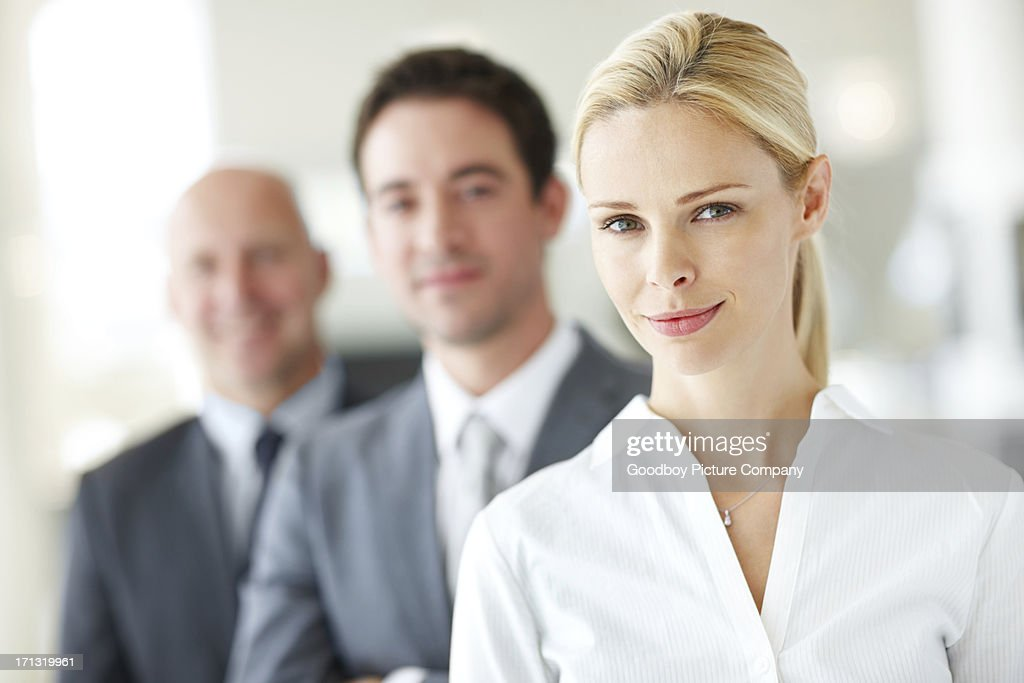 Sharpen your corporate intuition : Stock Photo
