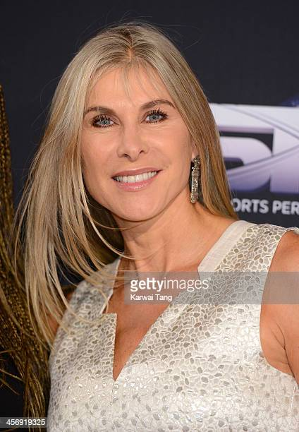 Sharron Davies attends the BBC Sports Personality of the Year awards at the First Direct Arena on December 15 2013 in Leeds England