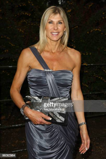 Sharron Davies attends the Sport Industry Awards at Battersea Evolution on May 13 2010 in London England