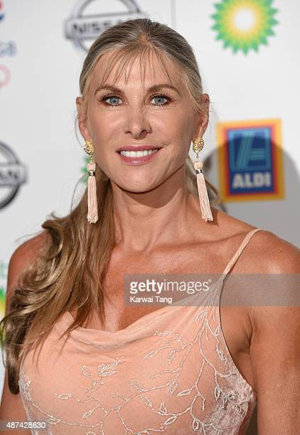 Sharron Davies attends the Team GB Olympic Ball at The Royal Opera House on September 9 2015 in London England