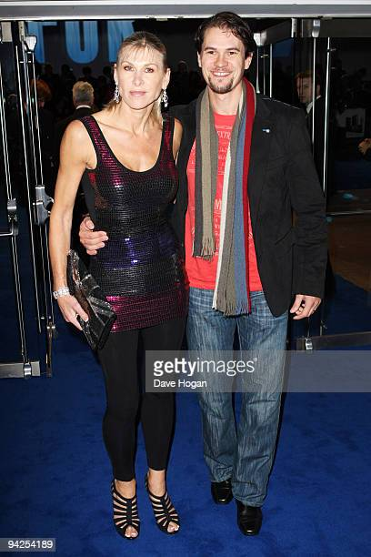 Sharron Davies attends the world premiere of Avatar held at The Odeon Leicester Square on December 10 2009 in London England