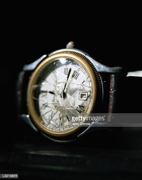 Shattered Watch Glass