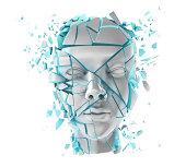 shattering head