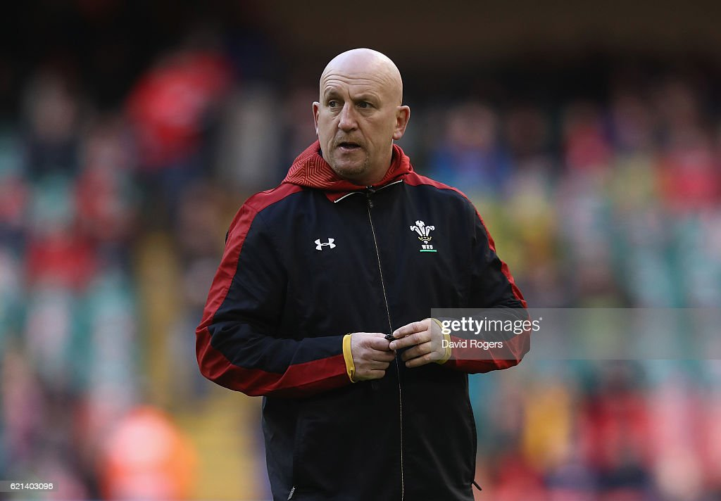 Wales v Australia - International Match