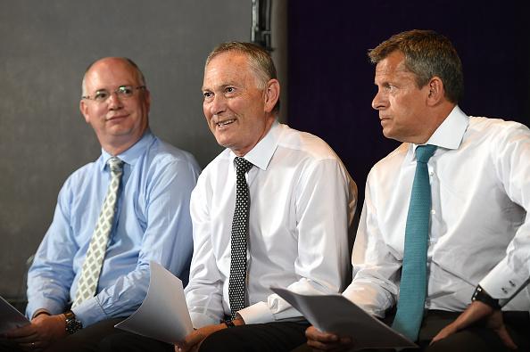 Premier League, The FA and English Football League Executive Meeting : News Photo